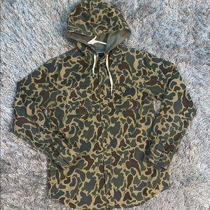 Camouflage Camo Jacket